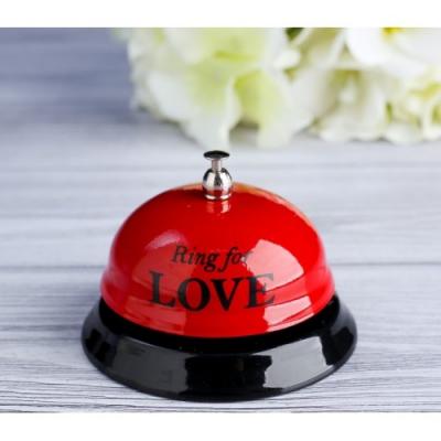 Звонок настольный Ring for a love