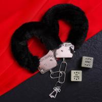 Эротический набор Во власти страсти: наручники, кубики