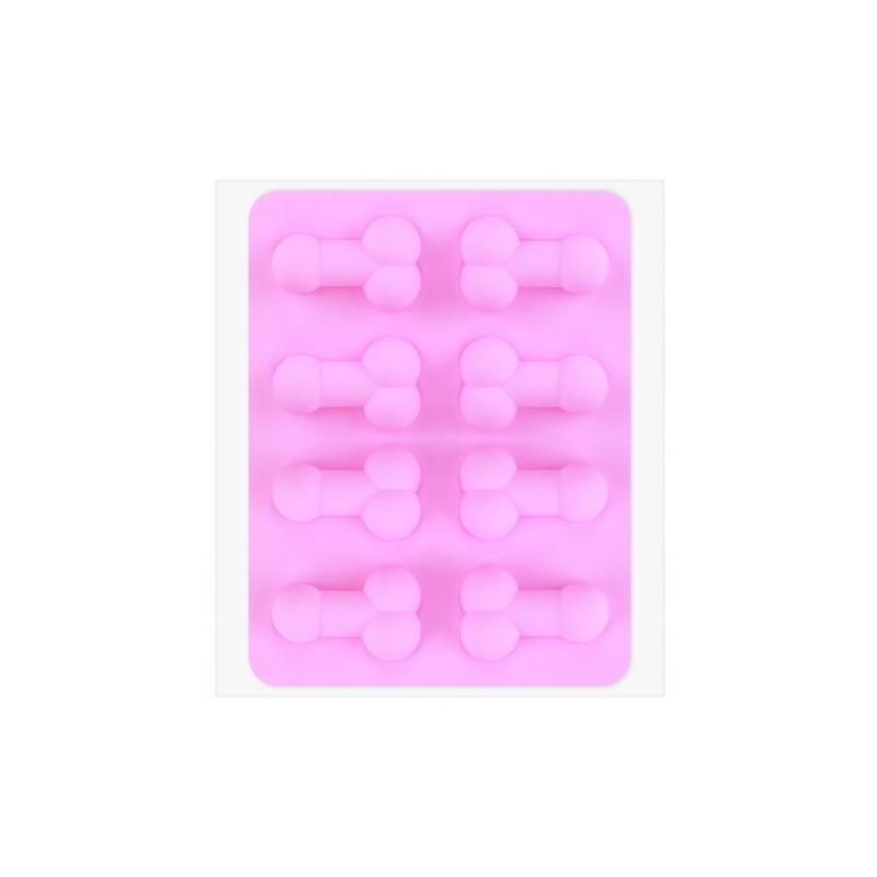 Силиконовая форма для льда/шоколада Pecker Chocolate/Ice Tray