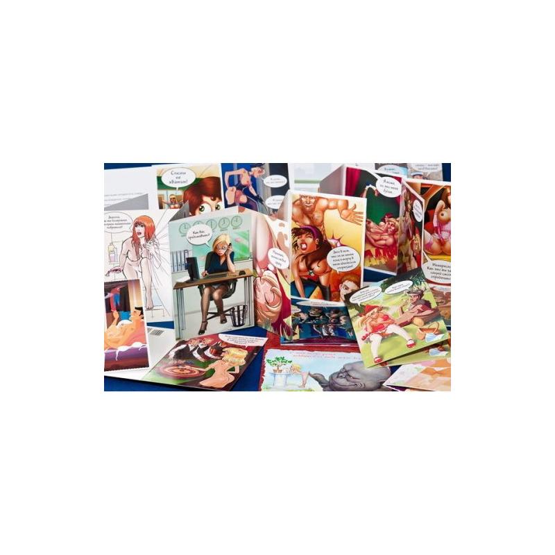 Любовная открытка Libi Doo в ассортименте