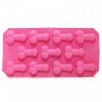 Форма для льда Bachelorette Party Favors Silicone Ice Tray