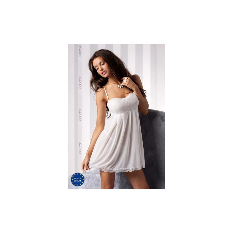 Сорочка прозрачная Nicolette cream