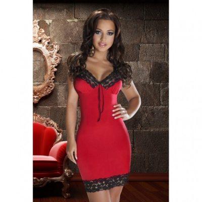 Красная сорочка Natasha S/M