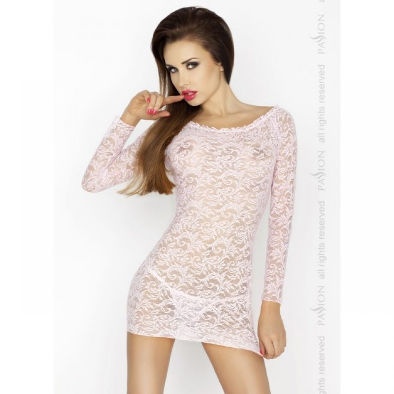 Розовая сорочка Yolanda S/M