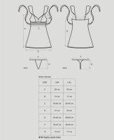 Сорочка и трусики Feelia L/XL