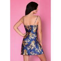Синяя сорочка Dragana Monaco M