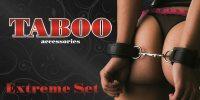 Бондажный набор Taboo Accessories Extreme Set №14