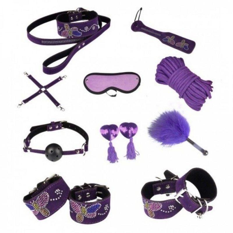 Бондажный набор Taboo Accessories Extreme Set №12