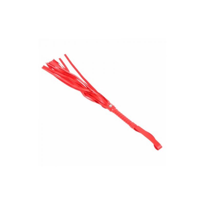 Компактная красная плеть