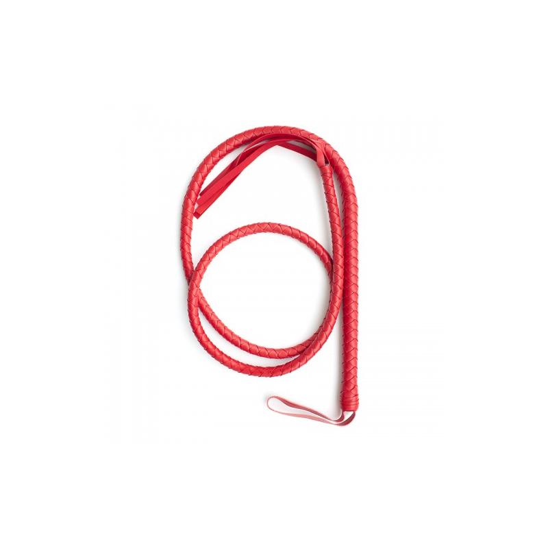 Кнут красный 190 см