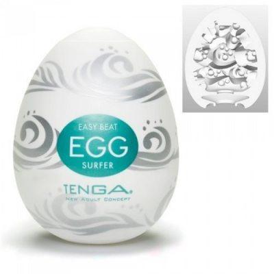 Мастурбатор яйцо Tenga Egg Surfer
