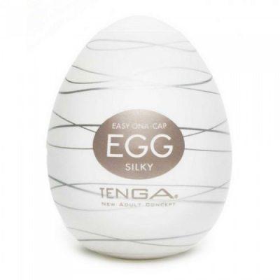 Мастурбатор яйцо Tenga egg Silky