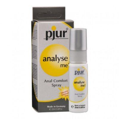Обезболивающий анальный спрей pjur analyse me! spray 20 ml