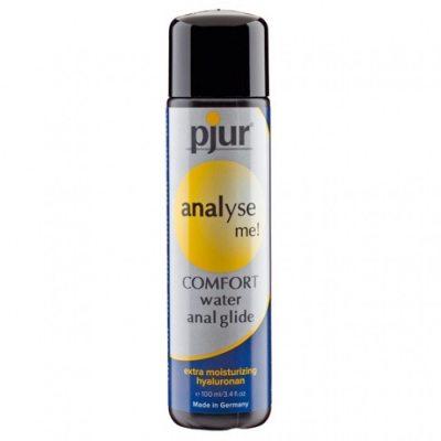 Анальный лубрикант pjur analyse me! Comfort Water Anal Glide 100 ml