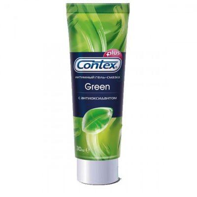 Гель-смазка Contex Green с антиоксидантом 30 мл