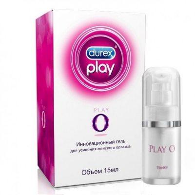 Гель Durex Play O для усиления женского оргазма 15 мл
