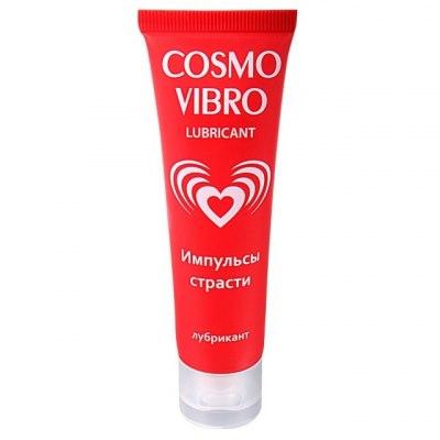 Любрикант Cosmo Vibro для женщин 50г