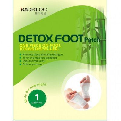 Пластырь для выведения токсинов Detox Foot 2 шт.
