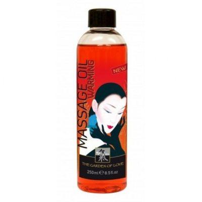 Разогревающее массажное масло Massage Oil Warming 250 мл