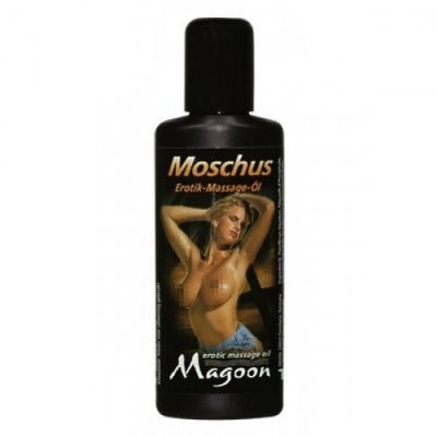 Масло массажное возбуждающее Magoon Muskus 100мл