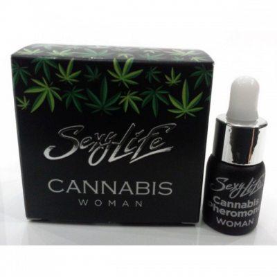 Духи концентрированные Cannabis Pheromone woman для женщин 5 мл