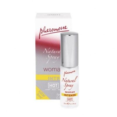 Духи для женщин с феромонами Natural Spray Intense 5 мл