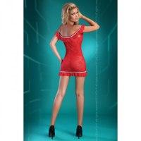 Красная сорочка в испанском стиле Mija L/XL