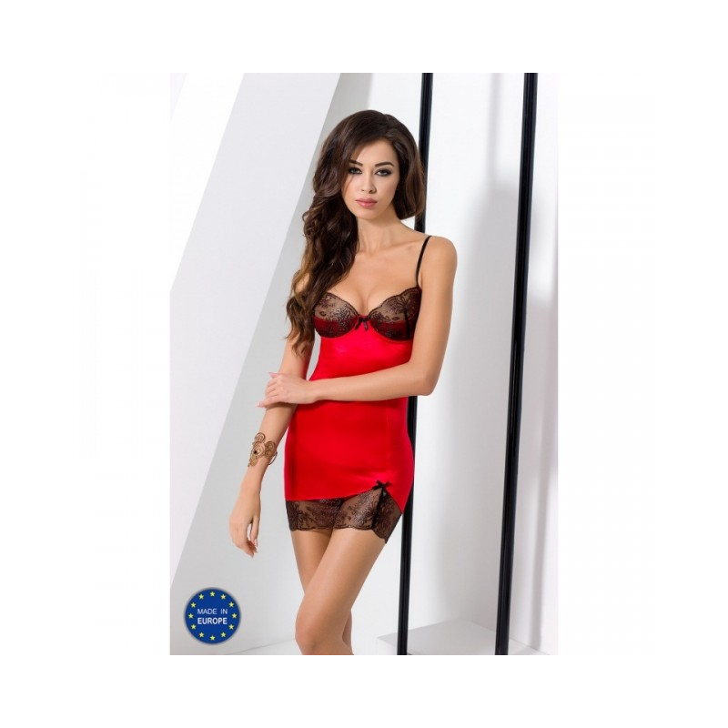 Красная сорочка Brida L/XL